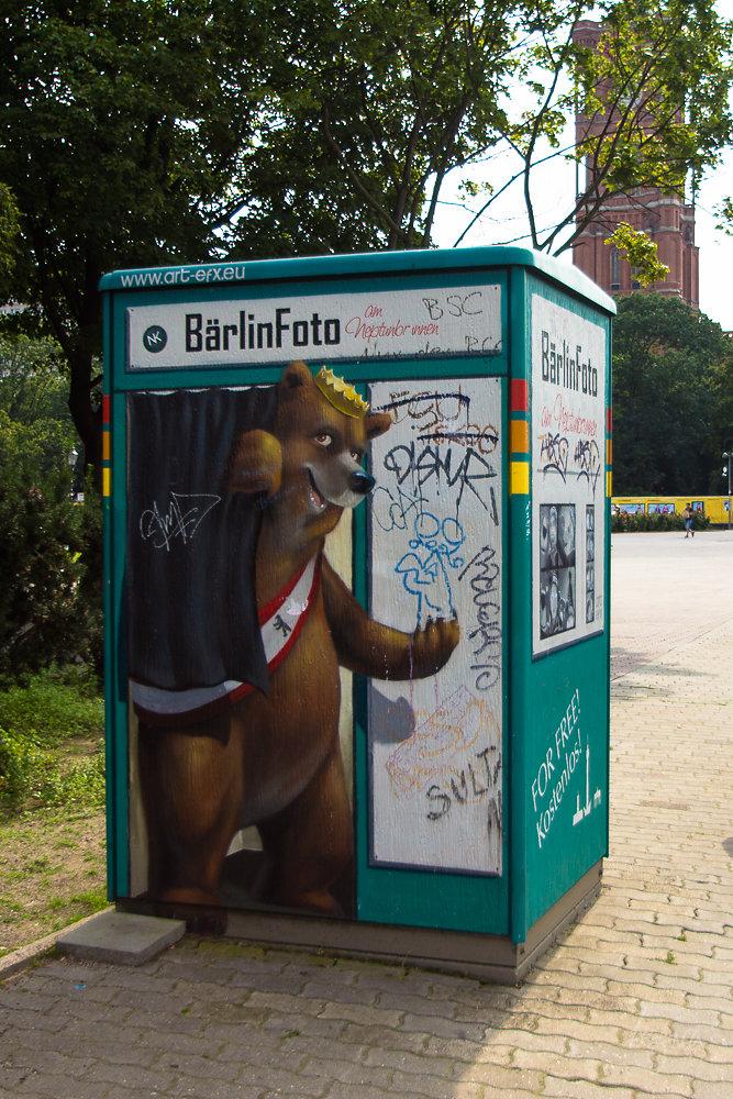 BärlinFoto - Front